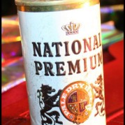 National Premium Can - 1970s