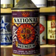 National Premium Can - Cone Top
