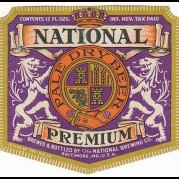 National Premium Historic Logo