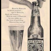 "National Premium Ad - ""This is MD Beer"""