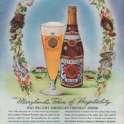 Marylands' Token of Hospitality has become America's Friendly Drink.